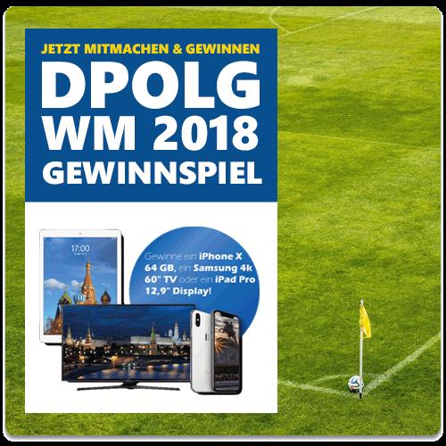 DPolG WM-Gewinnspiel