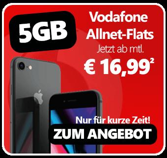 Vodafone Angebote